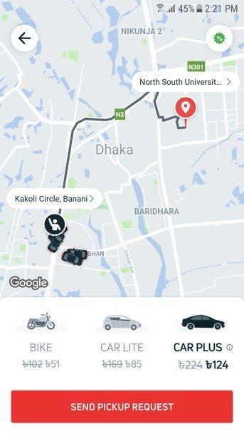 Pathao - #1 Platform in Bangladesh - Ridesharing and More!